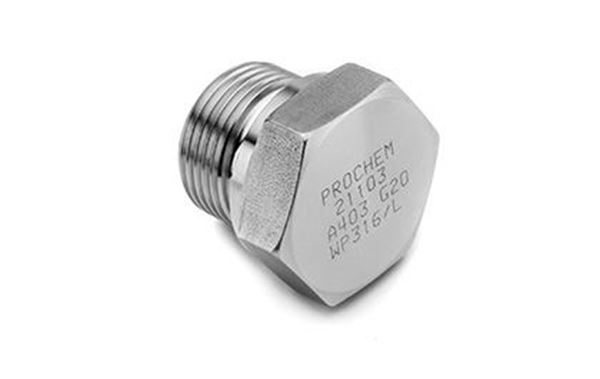 Picture for category Hexagonal Head Flanged Plug