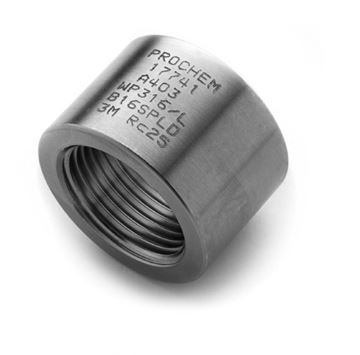 Picture of Rc15 CL3000 BSP HALF COUPLING 316