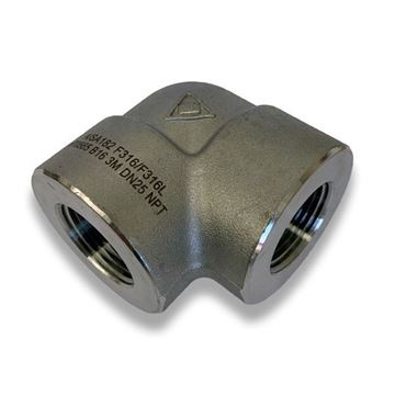 Picture of Rc25 CL3000 BSP ELBOW 90 316