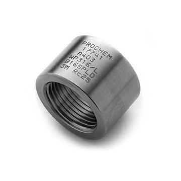 Picture of Rc25 CL3000 BSP HALF COUPLING 316