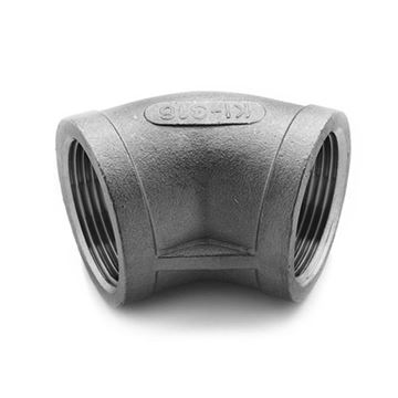 Picture of Rc50 CL150 BSP 45D FEMALE ELBOW CF8M