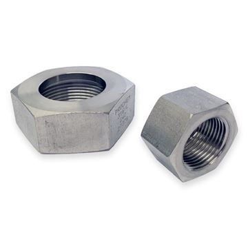 Picture of G10 CL150 BSP HOSETAIL NUT 316
