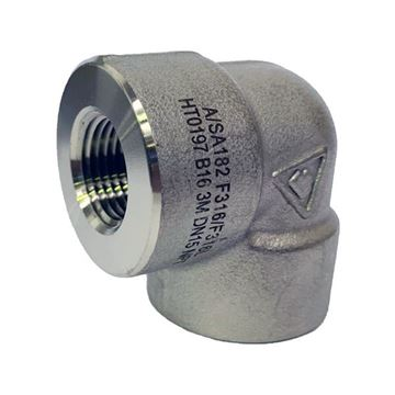 Picture of 20NPT CL3000 ELBOW 90 316