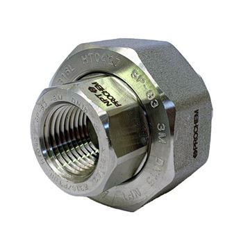 Picture of 8NPT CL3000 FEMALE UNION 316