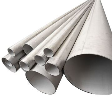 Picture of 200NB SCH5S WELDED PIPE ASTM A312 TP316L WATERMARK ATS5200.053 LIC NO WMKA21173 (6m lengths)