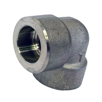 Picture of 25NB CL3000 SOCKETWELD 90D ELBOW 316/316L