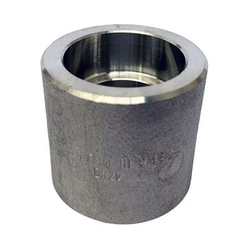 Picture of 25NB CL3000 SOCKETWELD FULL COUPLING 304/304L
