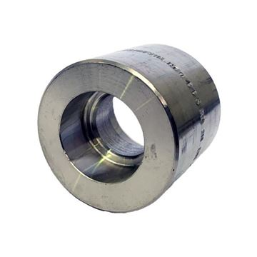 Picture of 50X25NB CL3000 SOCKETWELD REDUCING COUPLING 316/316L