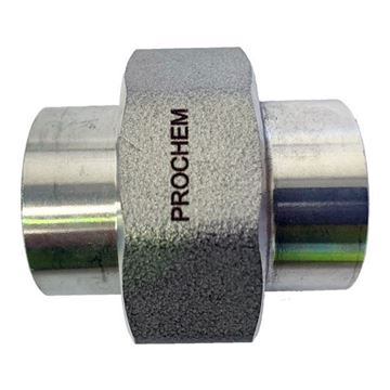 Picture of 40NB CL3000 SOCKETWELD UNION 304/304L