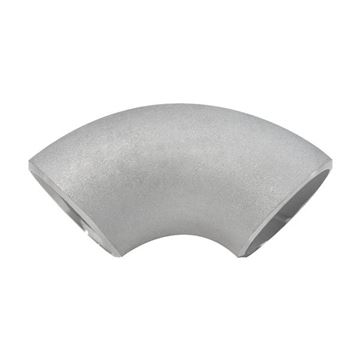 Picture of 100NB SCH40S 90D LR ELBOW ASTM A403 WP304/304L -W