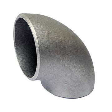 Picture of 100NB SCH40S 90D SR ELBOW ASTM A403 WP316/316L -W