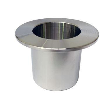 Picture of 150NB SCH10S MSS-B STUB END ASTM A403 WP304/304L