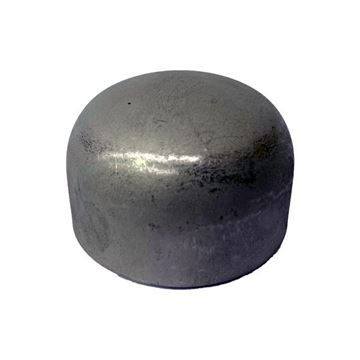 Picture of 25NB SCH10S PIPE CAP ASTM A403 WP316/316L -S