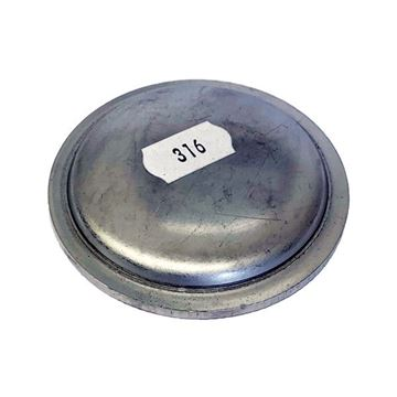Picture of 76.2 BSM BLANK CAP 316