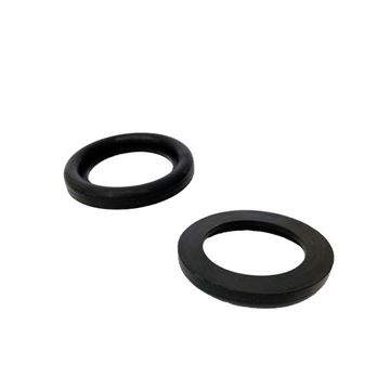 Picture of 25.4 BSM FLAT FACE EPDM ORing