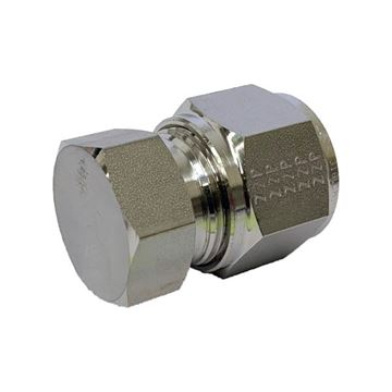 Picture of 12.7MM OD TUBE CAP GYROLOK 6MO UNS S31254