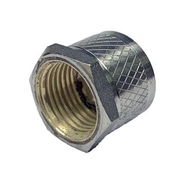 Picture of 9.5MM OD KNURLED NUT COMPRESSION GYROLOK 316