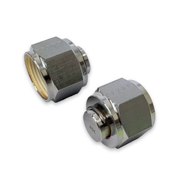 Picture of 9.5MM OD TUBE PLUG GYROLOK DUPLEX UNS S31803