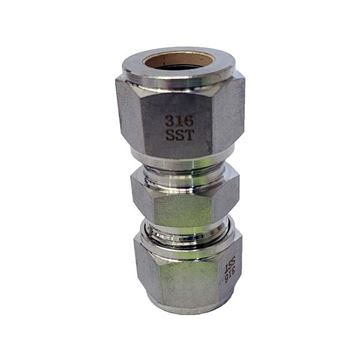 Picture of 9.5MM OD UNION GYROLOK 316