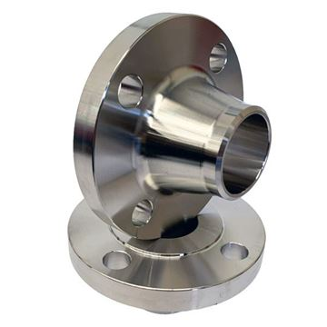 Picture of 200NB CL150 R/F WELDNECK FLANGE 40S ASTM A182 F316L
