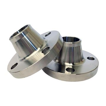 Picture of 450NB CL150 R/F WELDNECK FLANGE SCH10S ASTM A182 F316/316L
