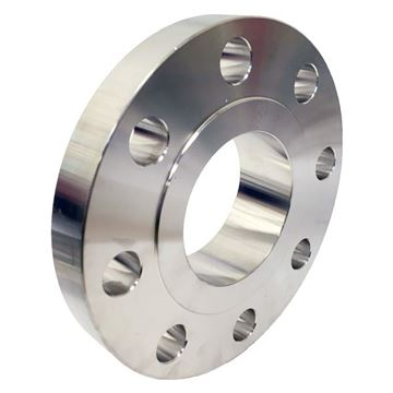 Picture of 100NB CL600 R/F WELDNECK FLANGE 40S ASTM A182 F316L
