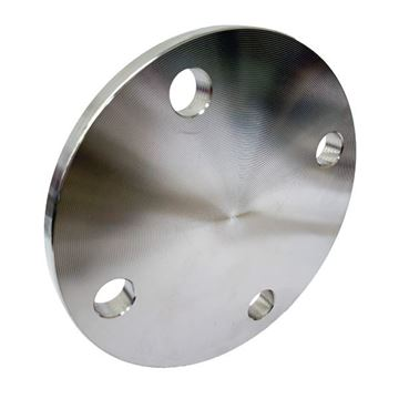 Picture of 80NB AS4087 PN16 BLIND FLANGE 316L