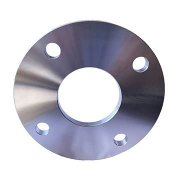 Picture of 200NB TABLE D TUBE BORE SLIP ON FLANGE 316L