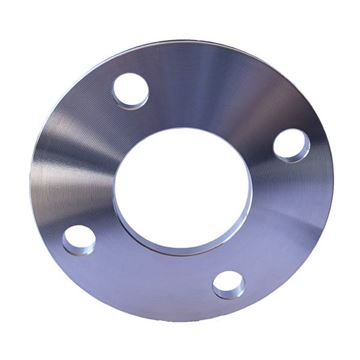 Picture of 100NB TABLE E PIPE BORE SLIP ON FLANGE 316L