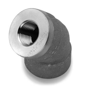 Picture of 25NPT CL3000 45D FEMALE ELBOW 316