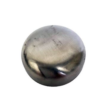 Picture of 25.4 OD X 1.6WT DISHED CAP 316