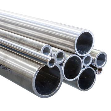 Picture of 10.0 OD X 1.5WT BRIGHT ANNEALED SEAMLESS TUBE ASTM A269 TP321 (6m lengths)