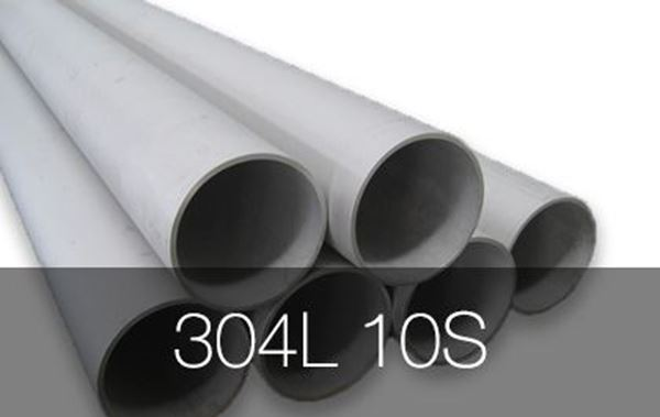 Picture for category Pipe Seamless 304L 10S