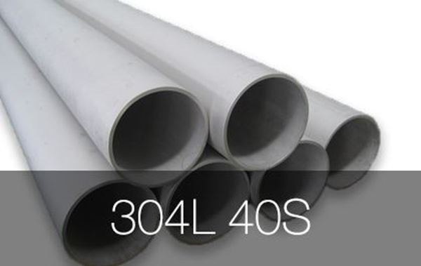 Picture for category Pipe Seamless 304L 40S