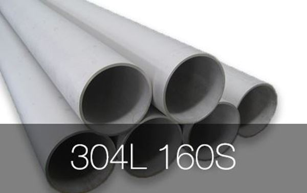 Picture for category Pipe Seamless 304L 160S