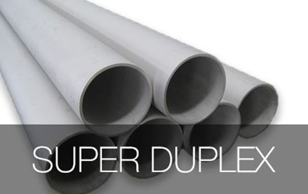 Picture for category PIPE SEAMLESS UNS S32750 (Super Duplex)