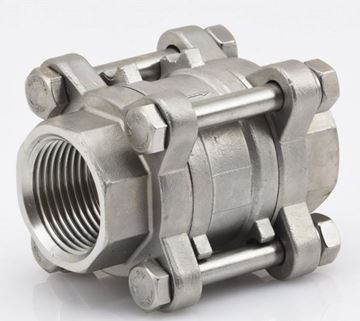Picture of Rc15 BSP SPRING LOADED CHECK VALVE 316