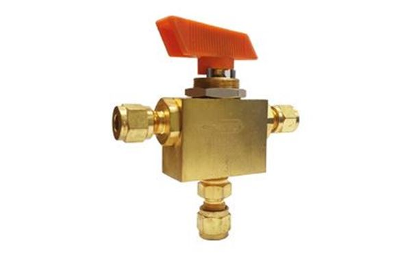 Picture for category Multiport Brass Valve