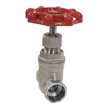 Picture of 15NB CL200 SOCKETWELD GATE VALVE CF8M
