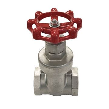 Picture of Rc40 BSP 200 WOG GATE VALVE 316