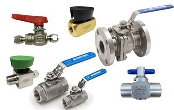 Picture for category 2-Way Ball Valves