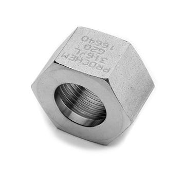 Picture of G8 CL150 BSP HOSETAIL NUT 316