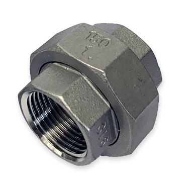 Picture of Rc8 CL150 BSP FEMALE METAL SEAL UNION 316