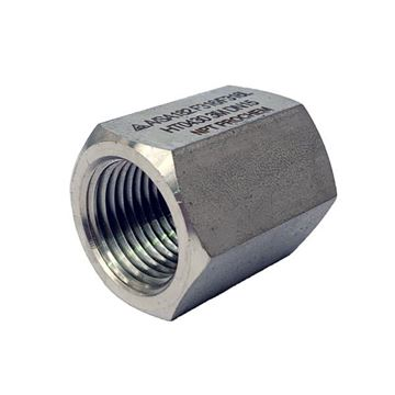Picture of 15NPT CL3000 HEXAGON CAP 316