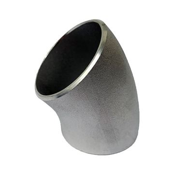 Picture of 50NB SCH40S 45D LR ELBOW ASTM A403 WP316/316L -W