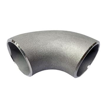 Picture of 300NB SCH40S 90D LR ELBOW ASTM A403 WP316/316L -W