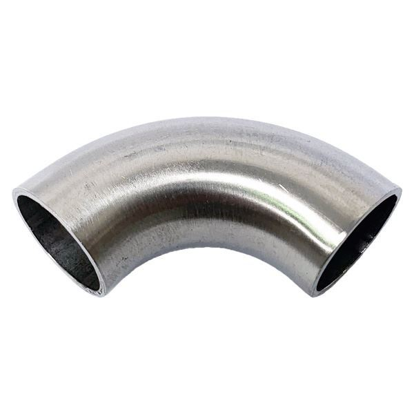 Picture of 63.5 OD X 1.6WT 90D POLISHED ELBOW 316