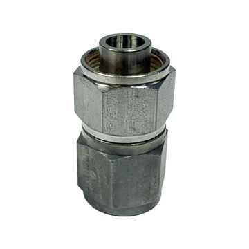 Picture of 19.1MM OD X 1.1/16-12 ADAPTOR AN GYROLOK 316