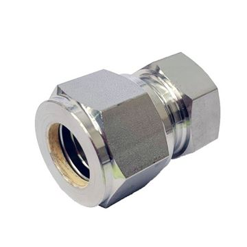 Picture of 10.0MM OD TUBE CAP GYROLOK 316