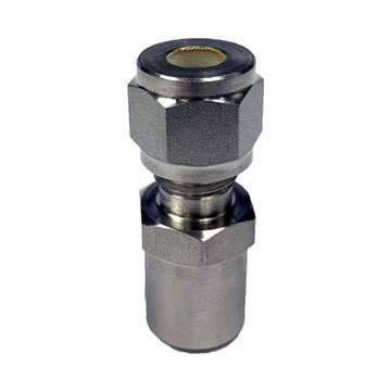 Picture of 6.3MM OD X 8NB CONNECTOR BUTTWELD GYROLOK 316
